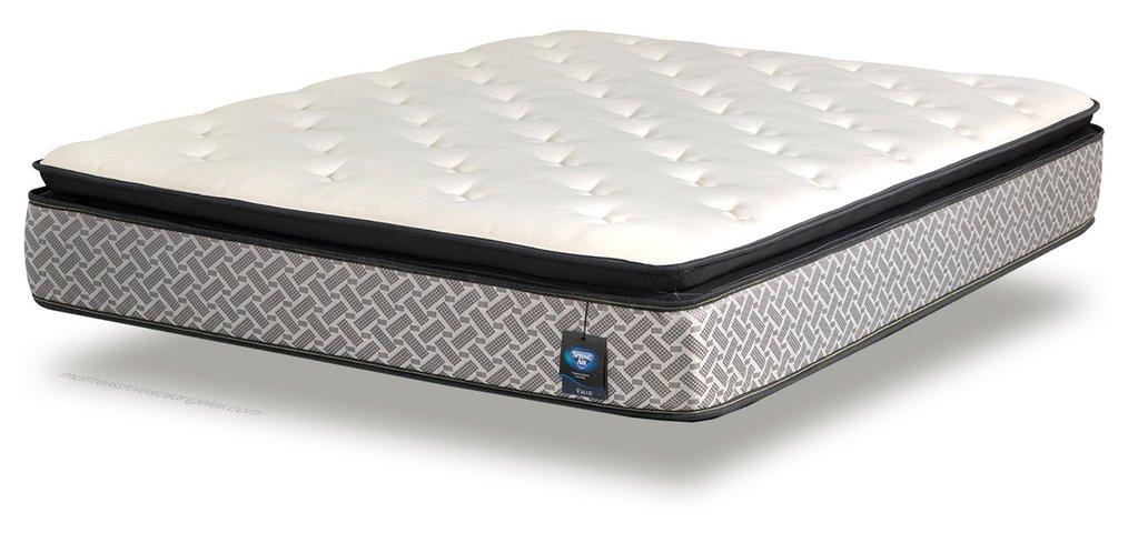 davis pillow top spring air