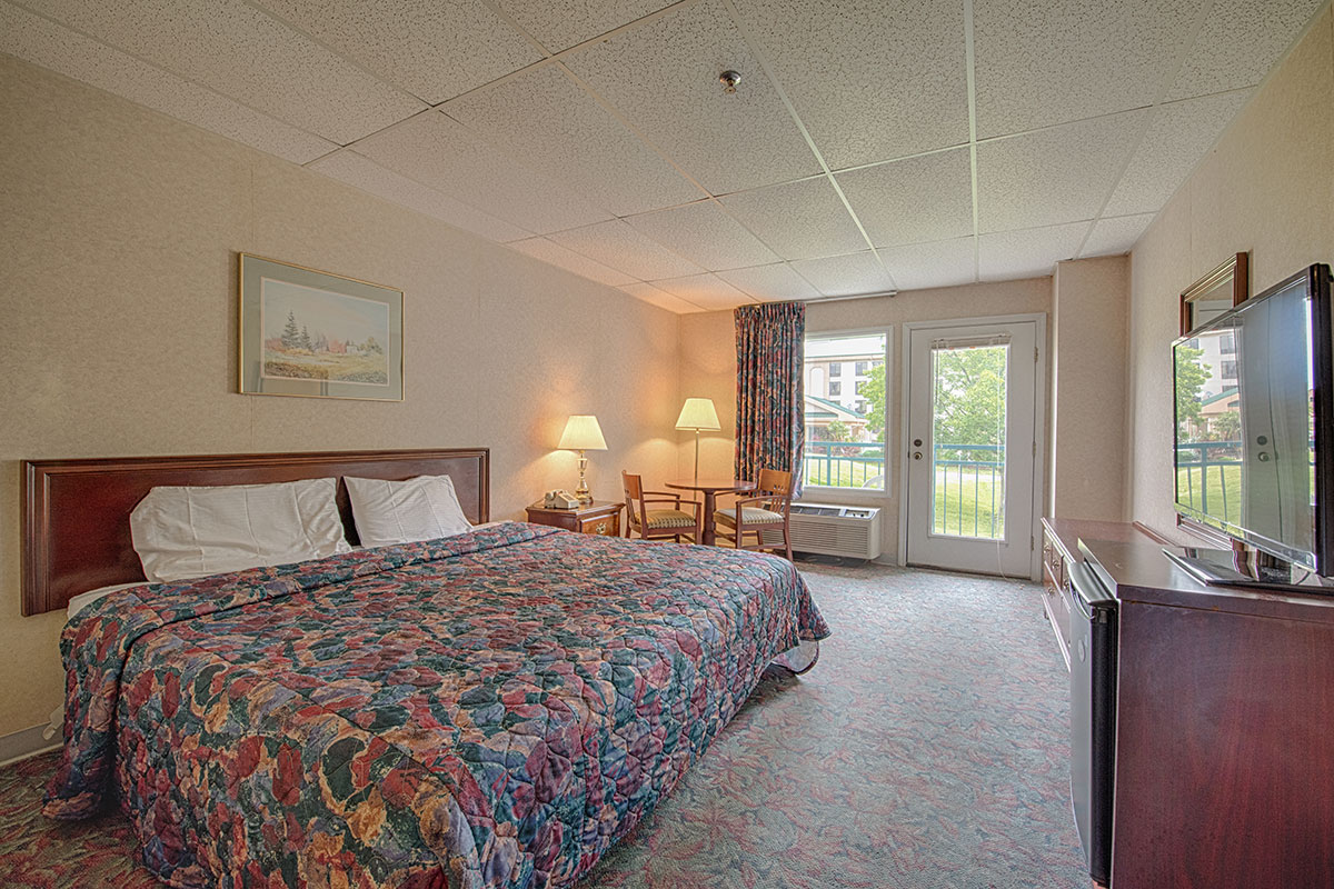Mountain Melodies Inn Suites Hotel In Pigeon Forge Tn