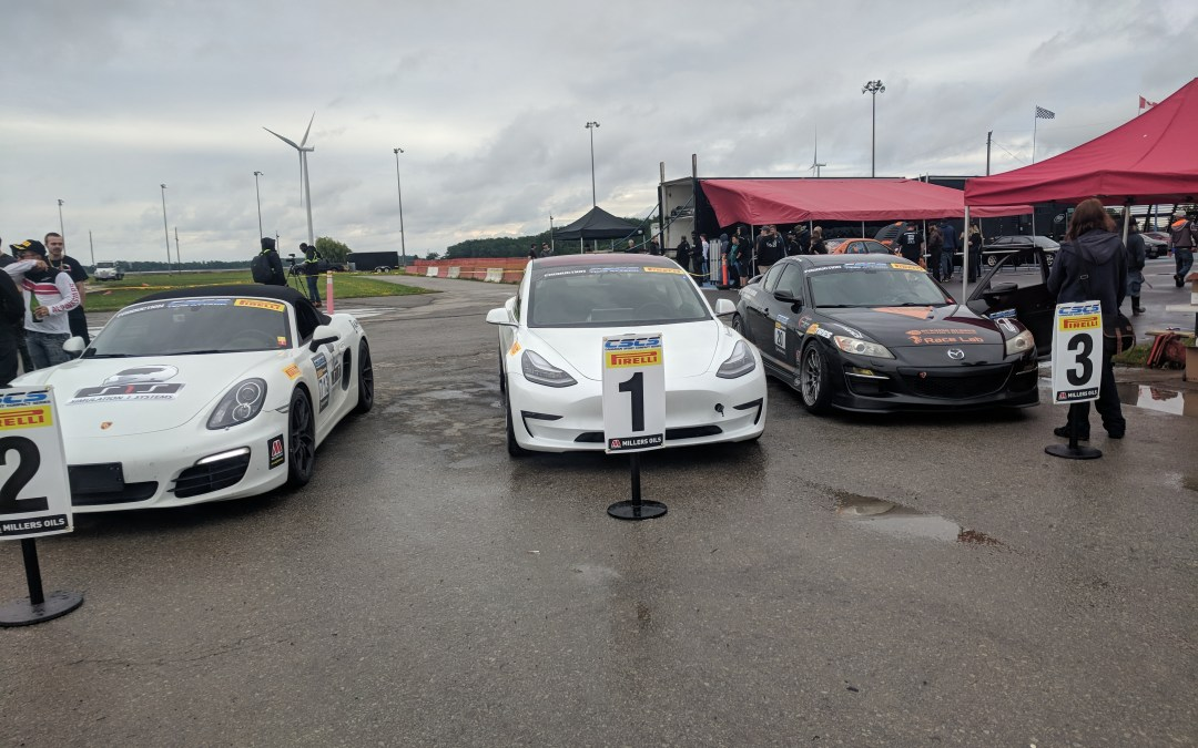 MPP Brings Tesla Their First Model 3 Time Attack Win Worldwide!