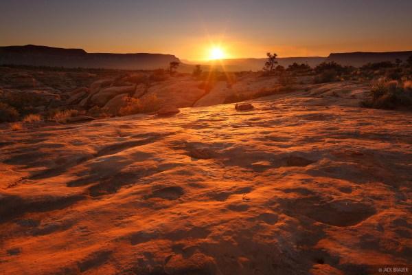 Esplanade Sunset Grand Canyon Arizona Mountain Jack Brauer