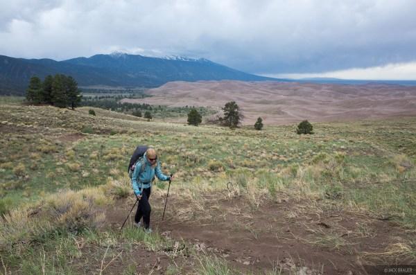 Great Sand Dunes Trek Colorado June 2014 Trip Reports