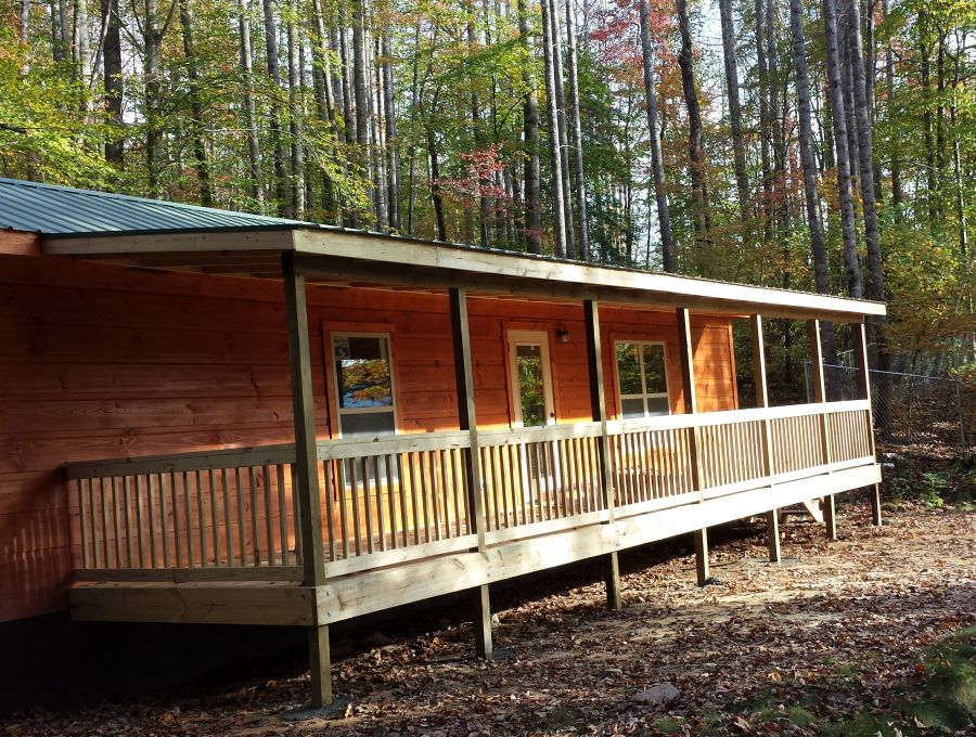 Modular log cabins rv park model log cabins 2 mountain for Log cabin builders in alabama