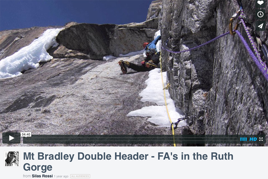 Bradley Double Header Video