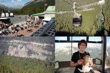 Banff Sulphur Mountain Gondola