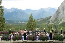 Banff Springs Hotel Favourite Weddings