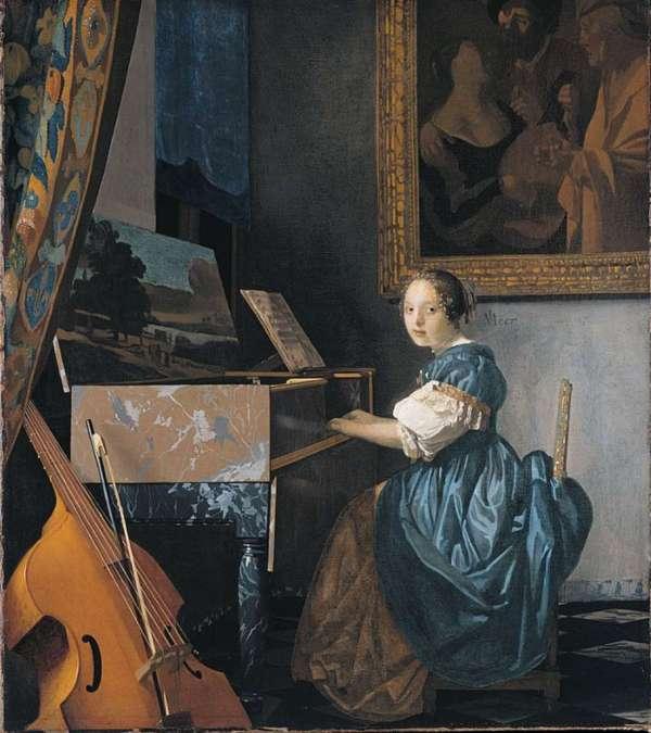 London National 20 11 Jan Vermeer - Young