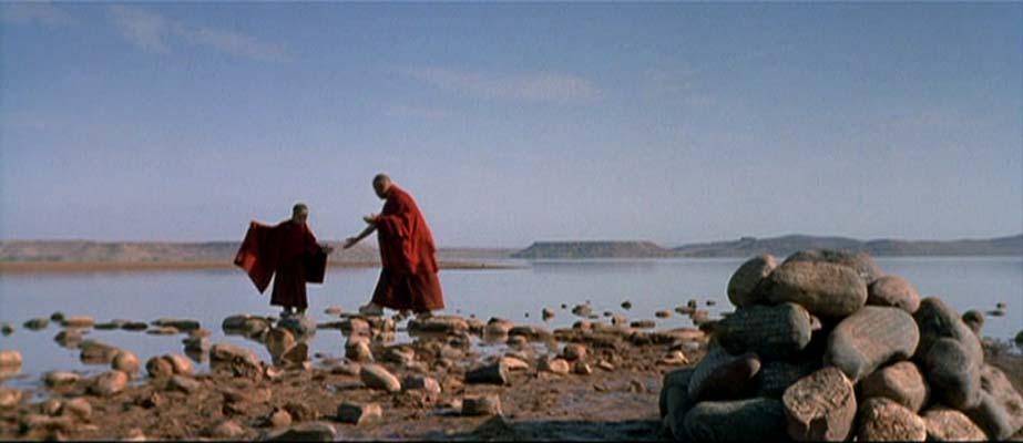 Imagen de Kundun (M. Scorsese)