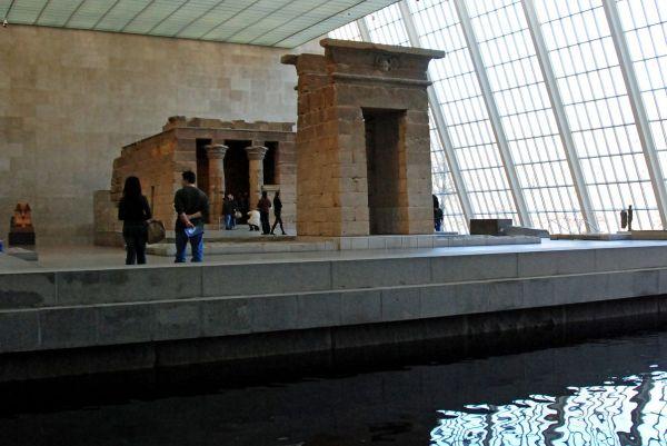 Met Highlights 03-1 Egypt Temple Of Dendur - Roman