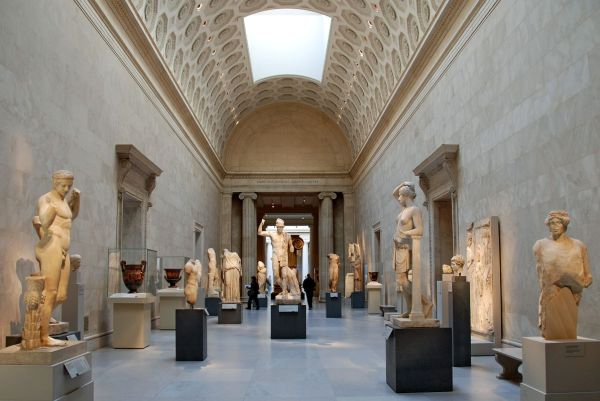 Greek Sculpture Metropolitan Museum of Art