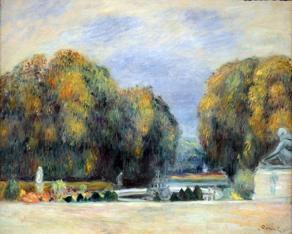 02b Versailles - Auguste Renoir 1900-05 Robert Lehman