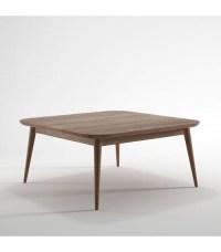 Vintage Square Coffee Table - Mountain Teak