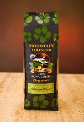 Mountain Thunder Coffee  Gourmet Coffee from Kona Hawaii