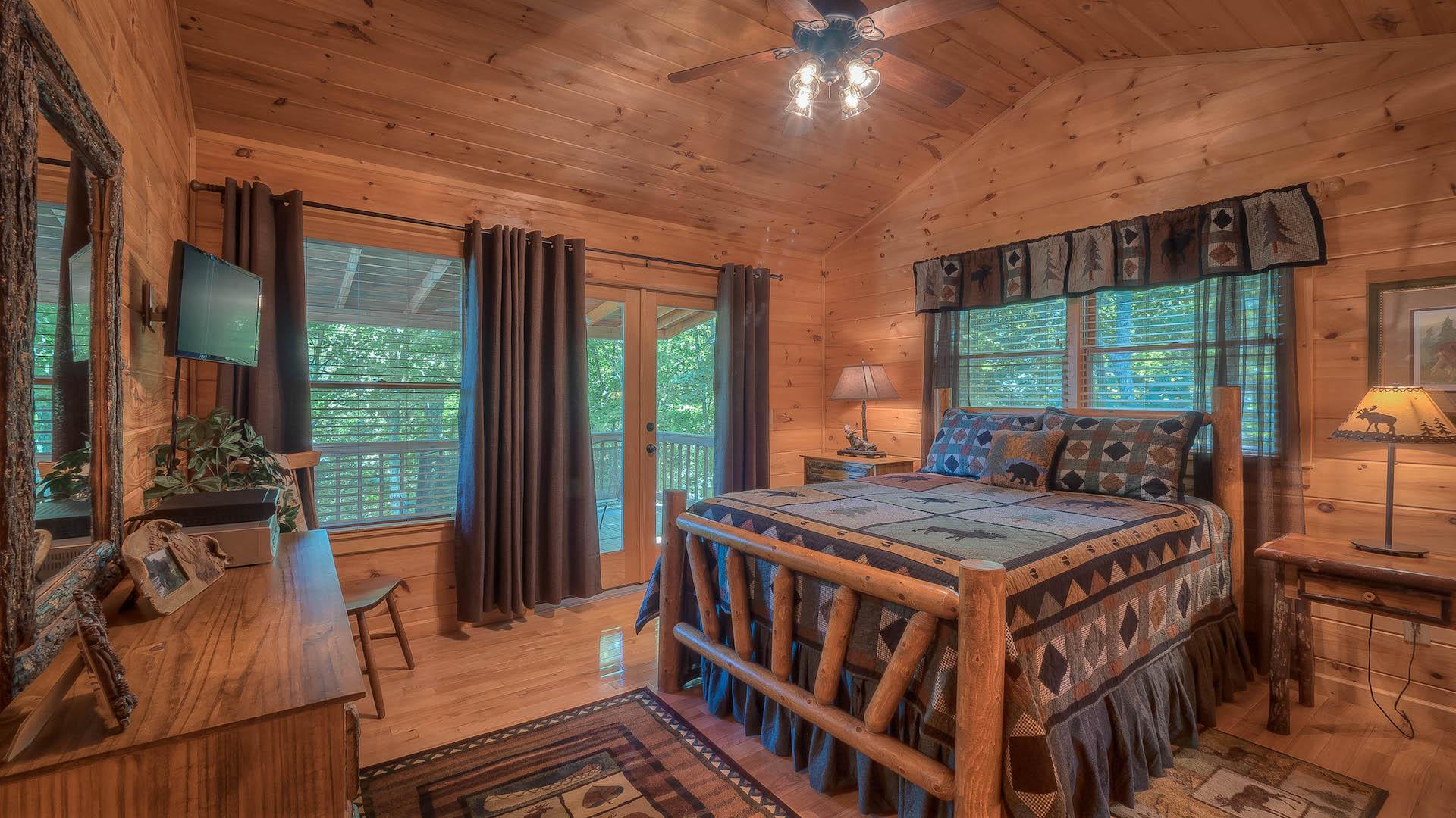 Blue Ridge Treasure Rental Cabin  Blue Ridge GA