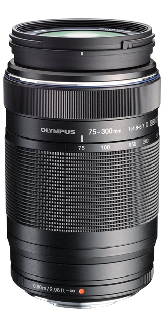 olympus 75-300mm wildlife lens