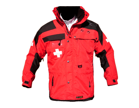 mountain uniforms ski patrol