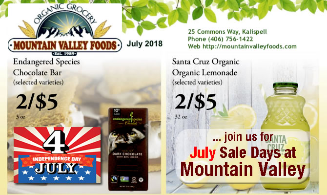 🇺🇸 All Month Savings at Mountain Valley! 💥