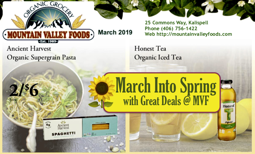 🌻 March Into SPRING Sale @ MVF! 🌞