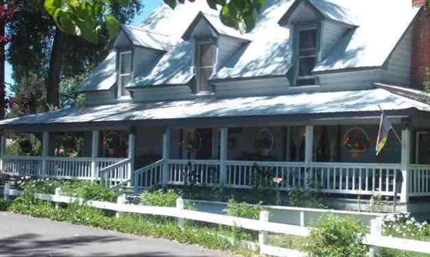 Bidwell House, Bed and Breakfast Bliss