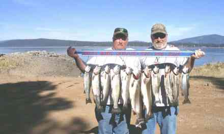 Lake Fishing Heats Up in September