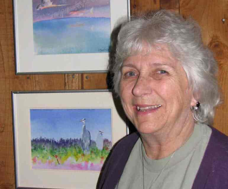 Meet the Artist – Jacquie Cordova