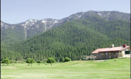 Mt. Huff Golf Course- Crescent Mills, CA