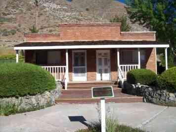 Pioneer days cabin