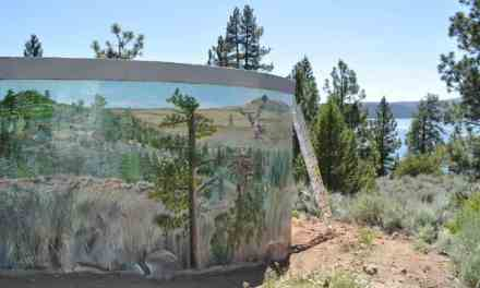 Osprey Overlook Trail Re-Opens with Water Tower Mural Complete