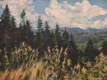 August in Cascades