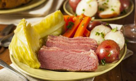 Corned Beef and Cabbage : By Marna Hogan