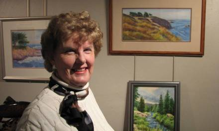Meet the Artist–Mary Jane Bagshaw