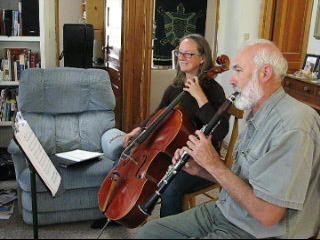 Behind the Music – Eric and Susan Toews