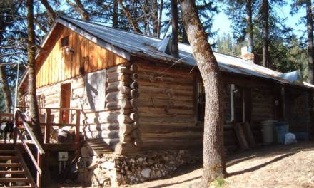 Mountain Traditions, Log Homes
