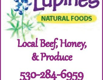 Lupines Greenville Ca 530-284-6959 Natural Foods, Health Food Store WebDirecting.Biz