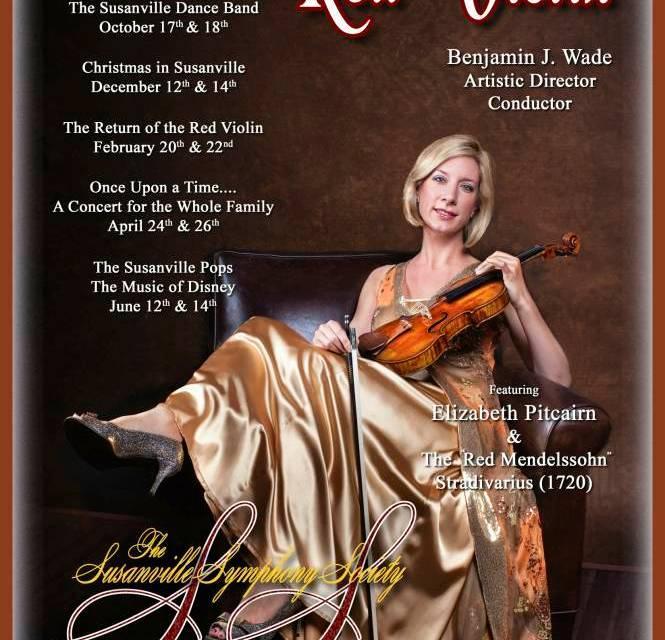 Susanville Symphony Kicks Off 2014-2015 Season
