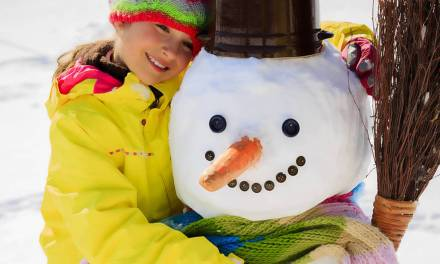 Making the Perfect Snowman