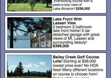 Prudential Real Estate Lake Almanor Lake Almanor Ca 530-259-5687 WebDirecting.Biz