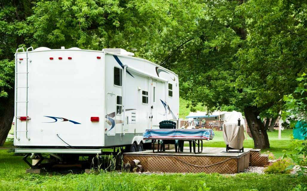 RV Living ,Camping Comfy