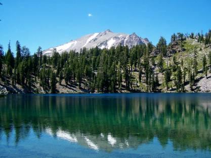 bigstock-Mountain-Lake-Reflection-8400271