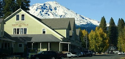 Travel In McCloud Everyone's Mountain Resort McCloud Ca Mt Shasta Ca Lodging Dining Tourism Things To Do