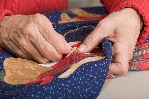 Making an Heirloom Quilt