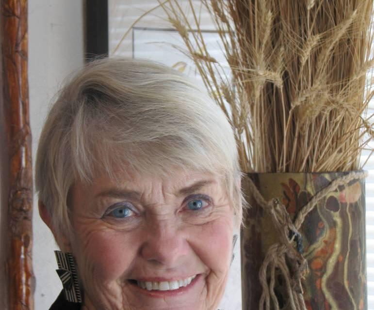 Meet The Artist Gayle Bower