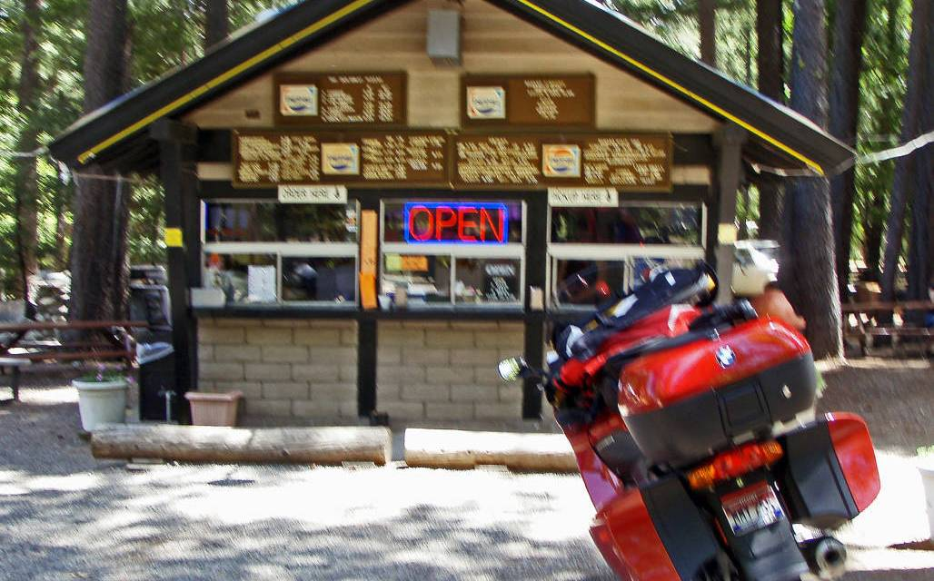 Backpacking Trip to Sugar Pine Lake