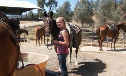 Equestrian Adventures  in NorCal