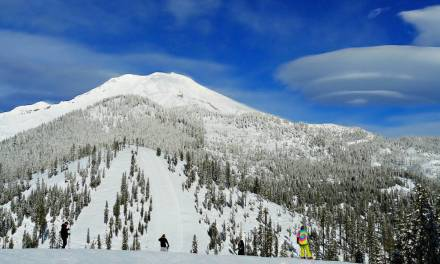Skiers and Boarders Love Mt. Shasta Ski Park