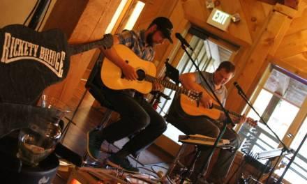 A Night of Music With Rickety Bridge