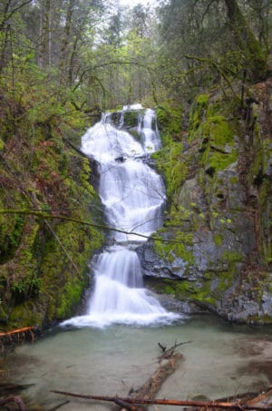 Whiskeytown.Boulder Creek Falls - 24 Mar 2015 (2)