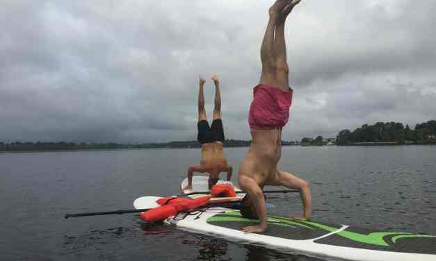 Yoga Can Benefit Your Adventures