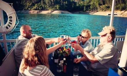 Shasta Dinner Cruise & Caverns