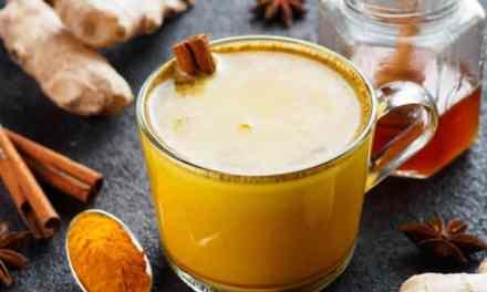 Golden Turmeric Latte Recipe