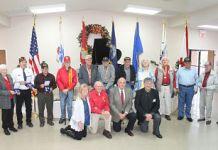 Korean Verterans Honored